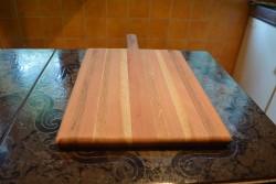 Голяма кухненска дъска ретро стил 1-3