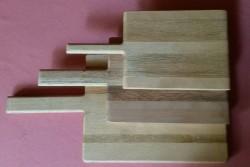 Комплект кухненски дъски с дръжки 1-3