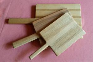 Комплект кухненски дъски с дръжки 1-1
