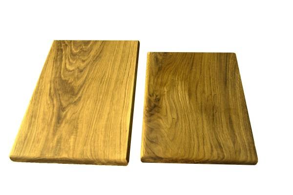 Oak set 2 boards solid wood