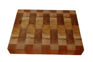 END GRAIN CUTTIN BOARD