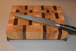 дървена дъска уникат 1