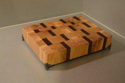 дървена дъска уникат 3