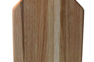 mini cutting board - OAK - food -surfice -2