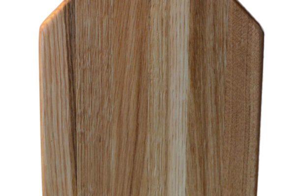 mini cutting board - OAK - food -surfice -2
