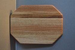 mini cutting board - OAK - food -surfice