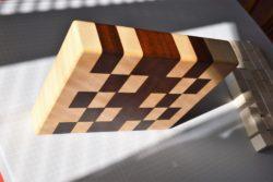 cutting board - mahogony 2
